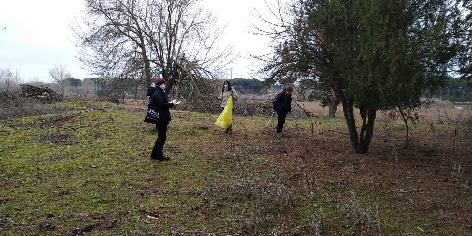 Voluntariado Ambiental PRAE 3