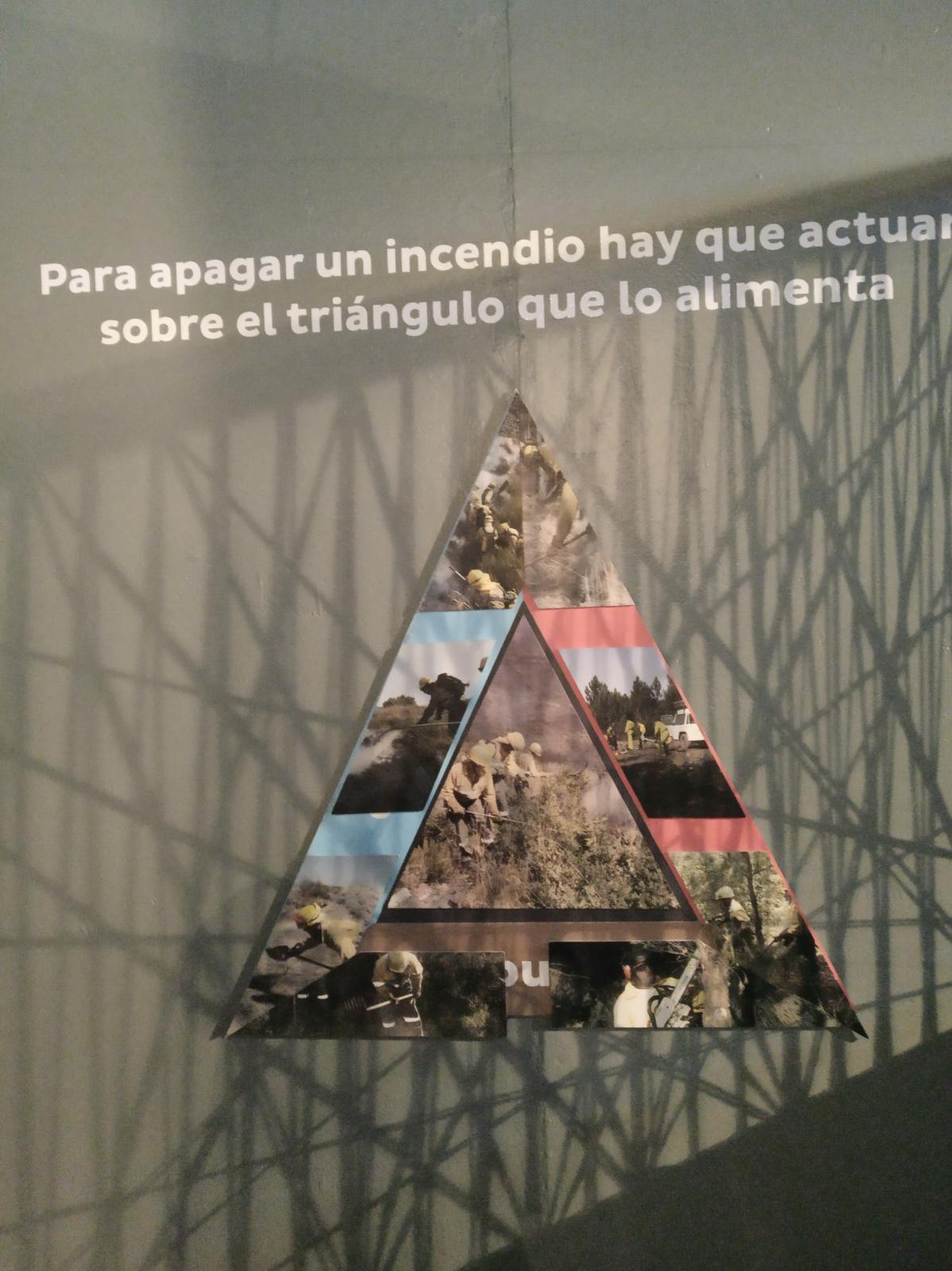 Triangulo de fuego