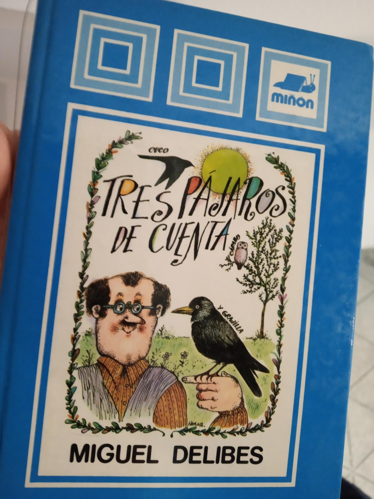 Delibes Libro