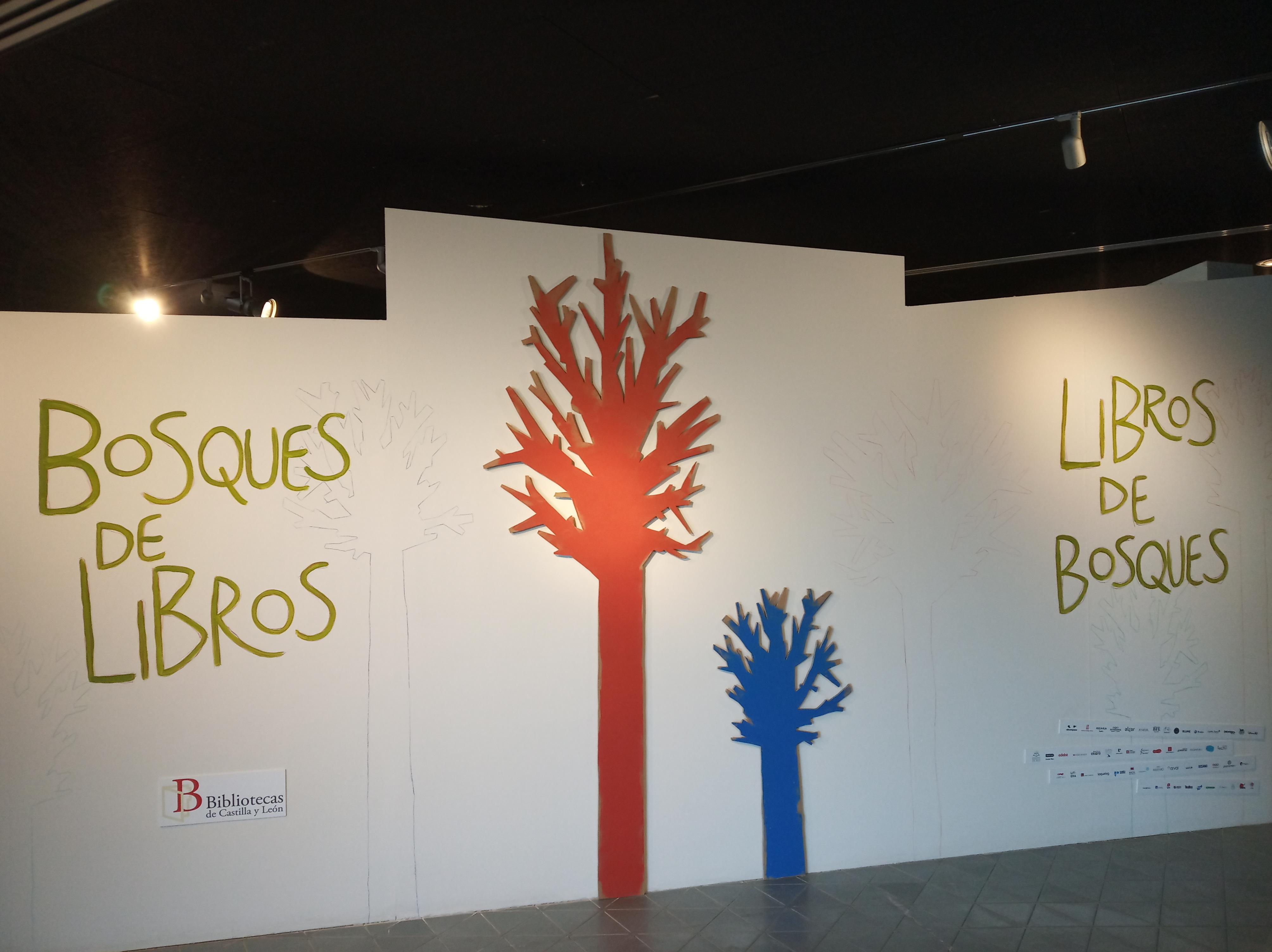 Libros de Bosques, Bosques de Libros