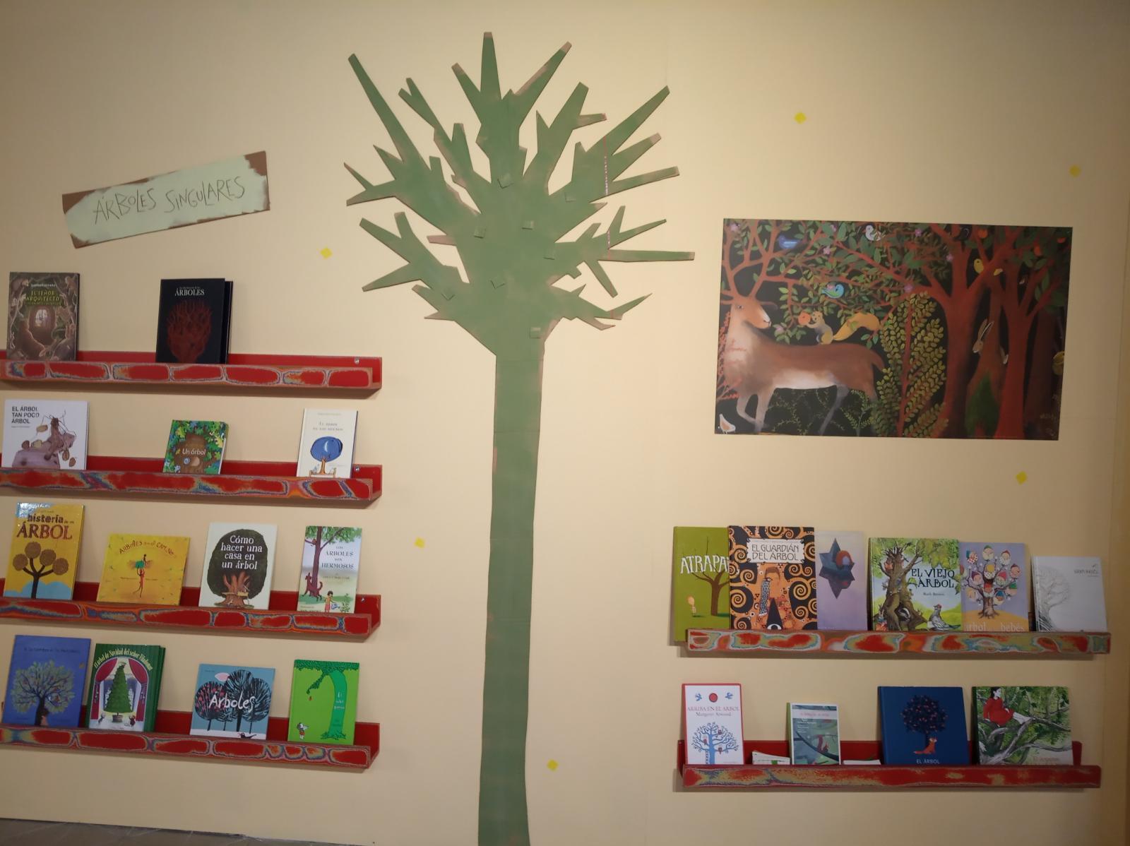 Bosque de Libros, Libros de Bosque