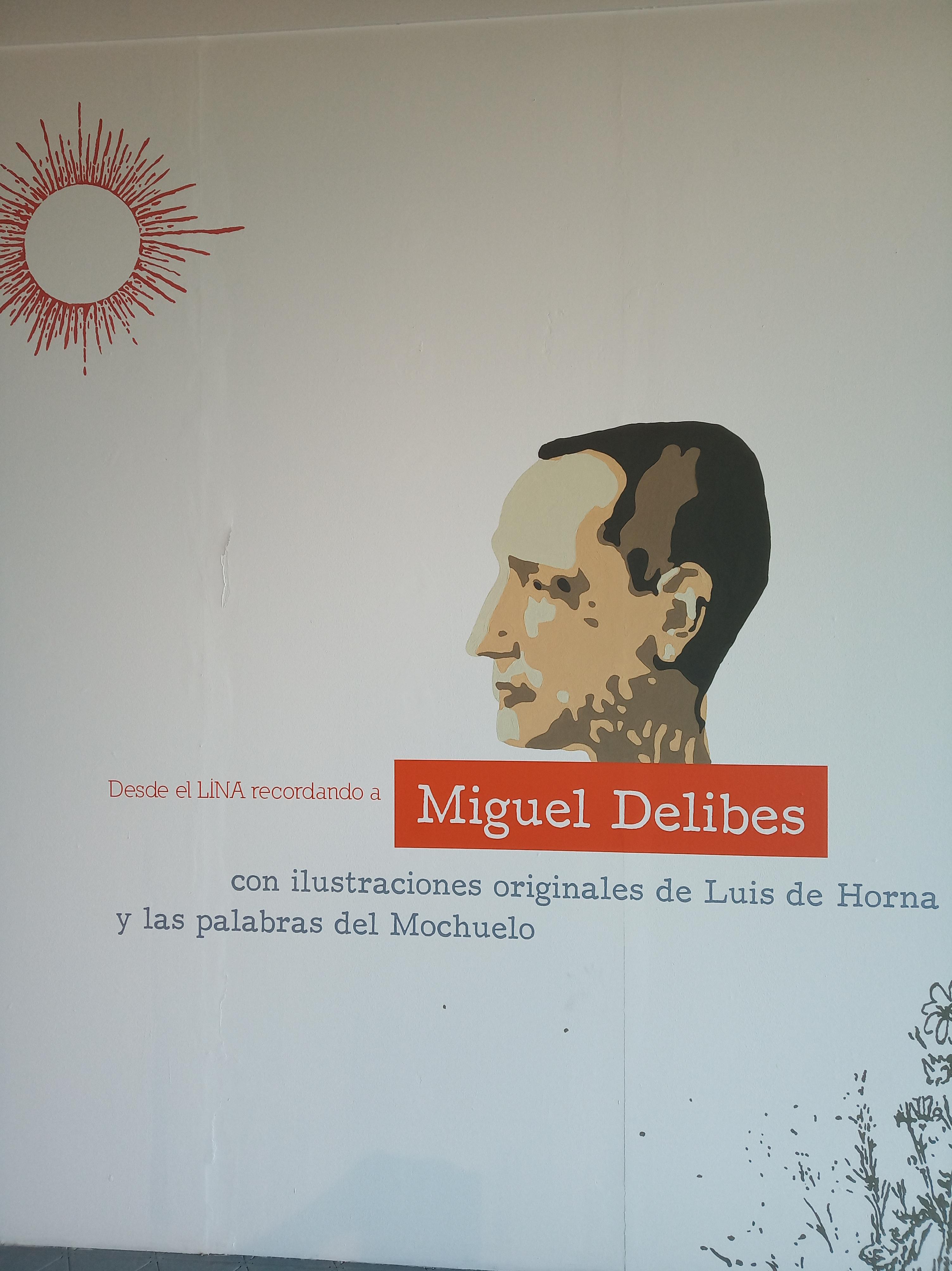 Desde el LINA recordando a Miguel Delibes
