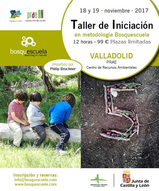 Taller de iniciación en metodología Bosquescuela