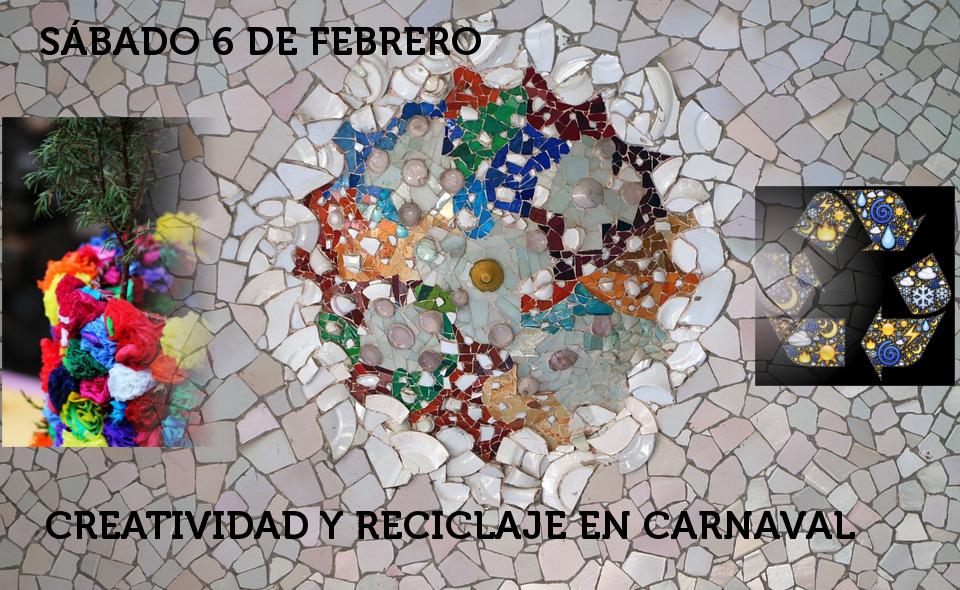 Carnaval reciclaje