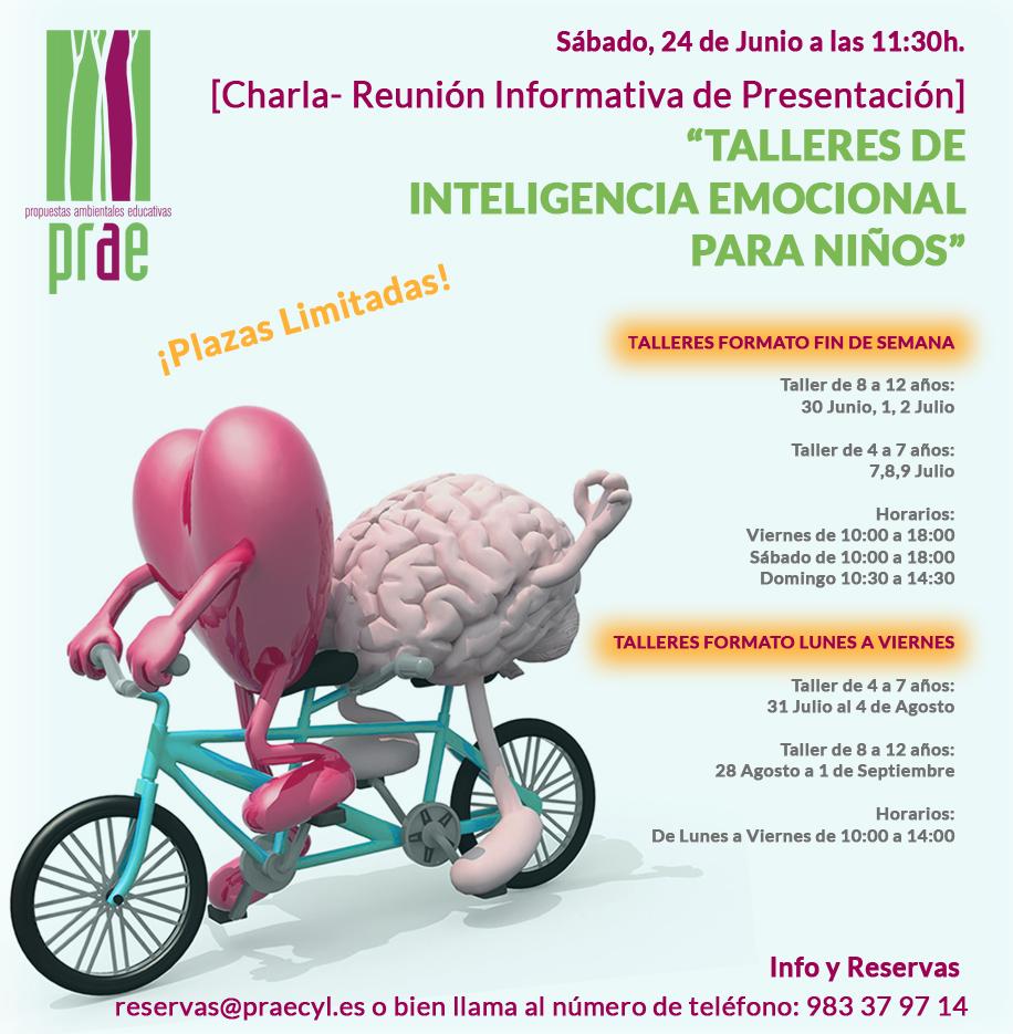 Charla-Reunión Informativa de Presentación