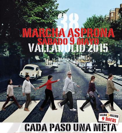 Marcha Asprona 2015