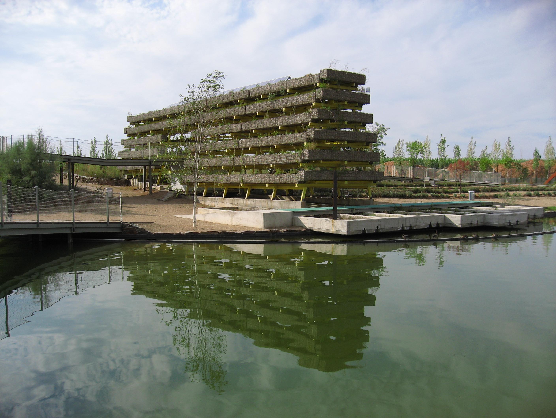 El parque ambiental. Los ecosistemas