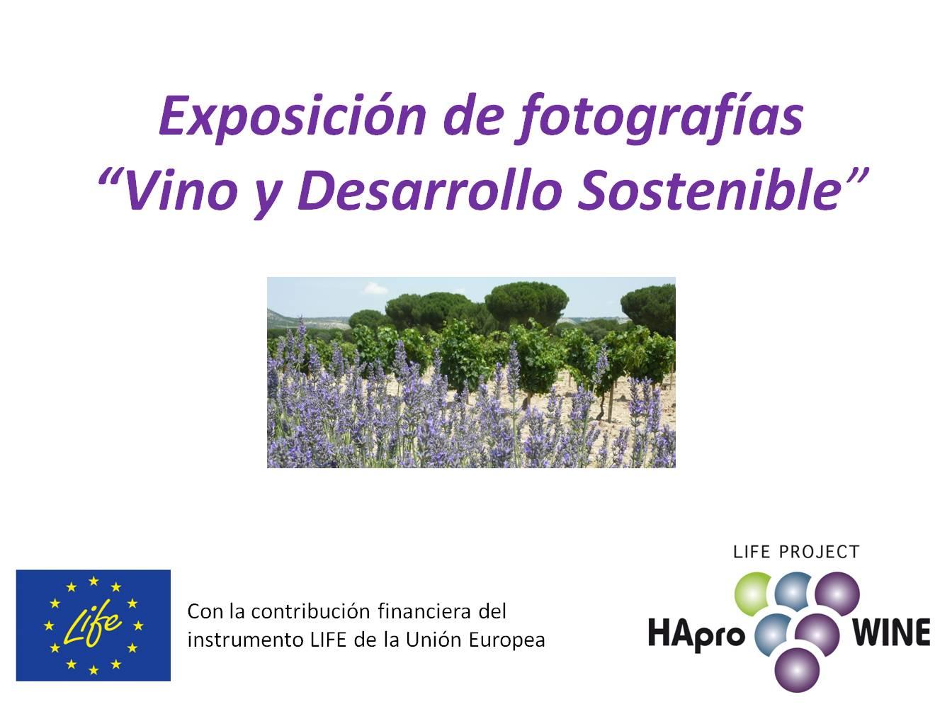 Exposición Fotográfica Haprowine