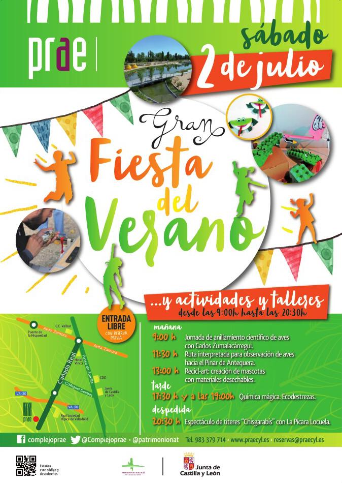 Fiesta del verano 2016