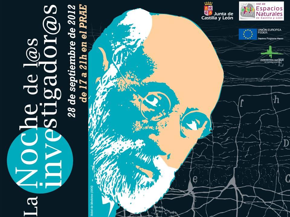 Santiago Ramón y Cajal. Premio Nobel de Medicina en 1906