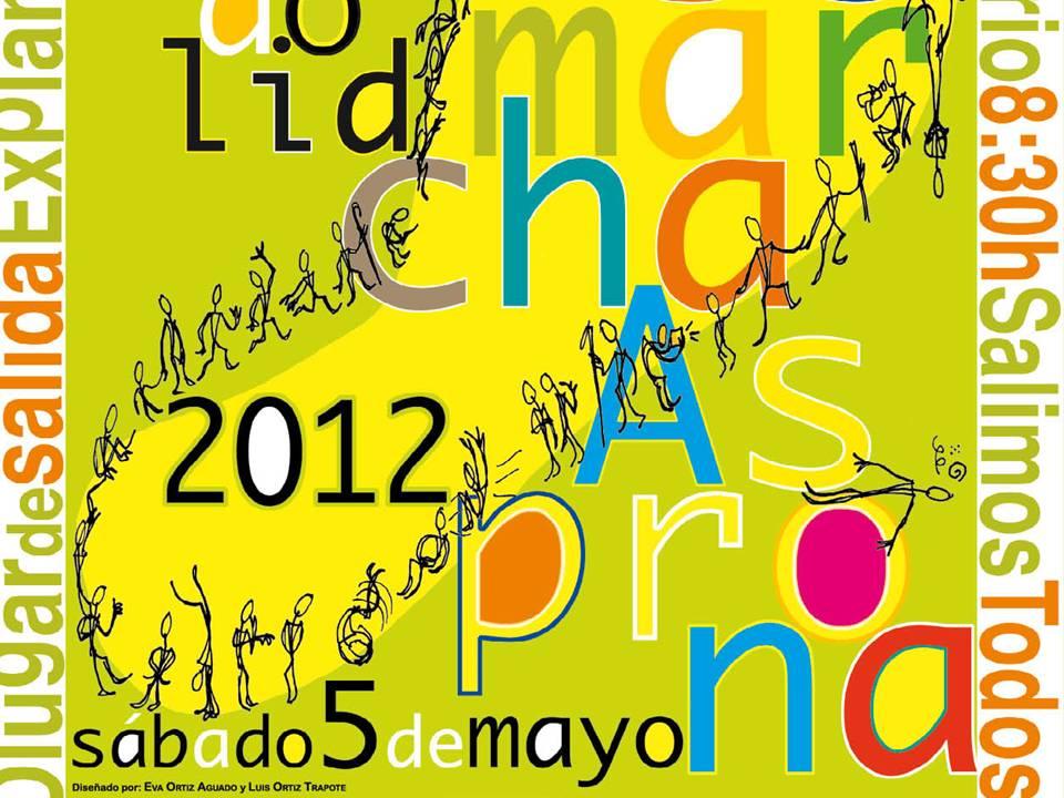 La 35 Marcha Asprona pasará por el Parque Ambiental del PRAE.