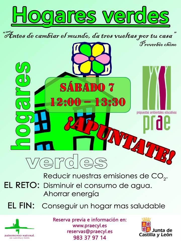 Hogares verdes 2015