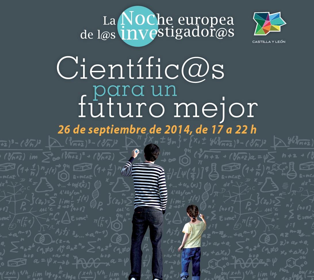Cartel investigadores 2014