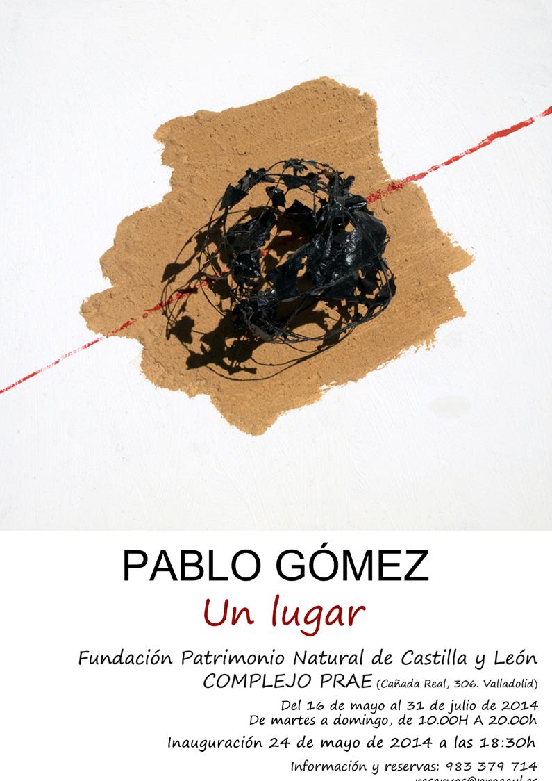Un lugar - Pablo Gómez