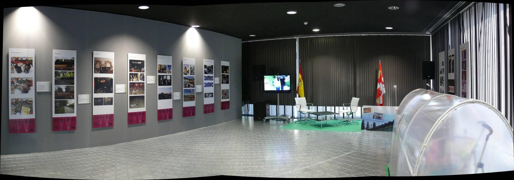 Panorámica Revolviendo en Valladolid