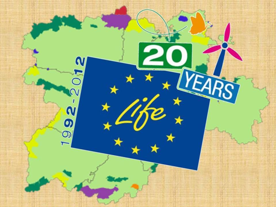 El programa Life cumple 20 años