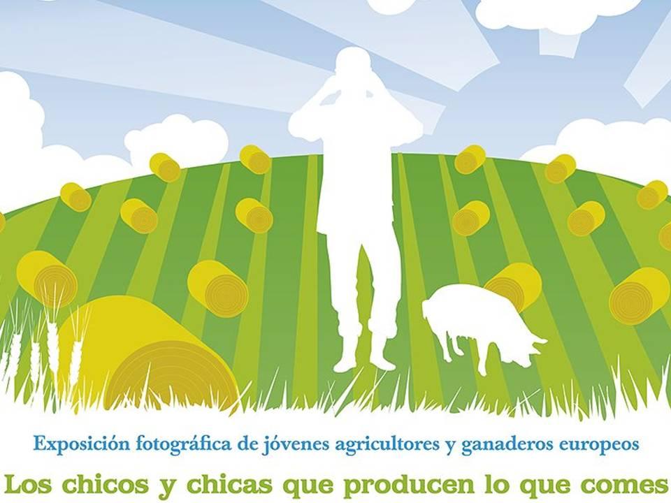 ASAJA nos acerca el mundo de los jóvenes agricultores y ganaderos de Europa