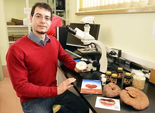 Raúl Fraile - setas, hongos, micología