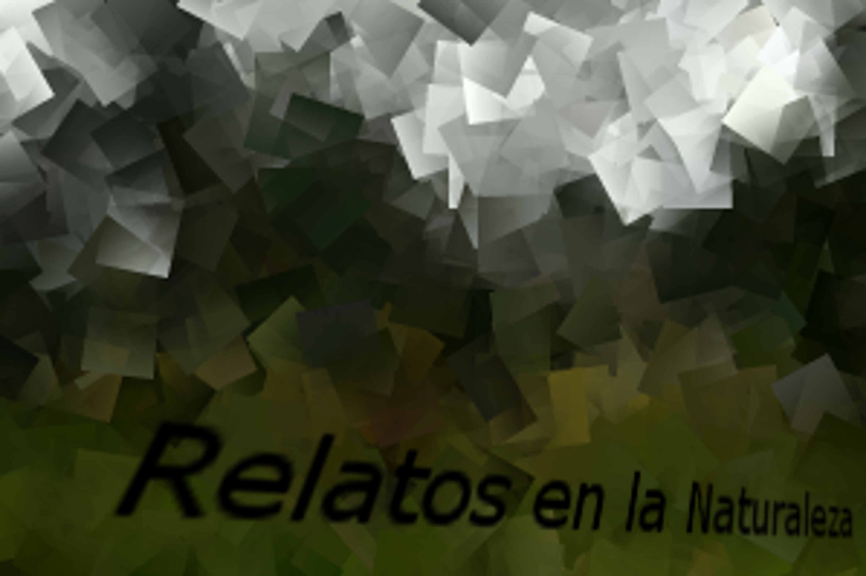 Relatos en la naturaleza