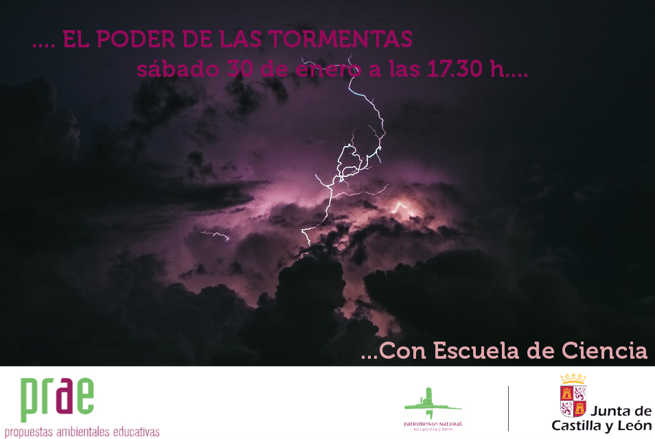 El poder de las tormentas 2016