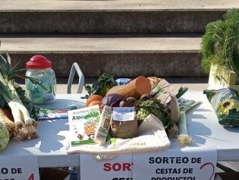 Mercado ecológico los últimos domingos de mes en el PRAE