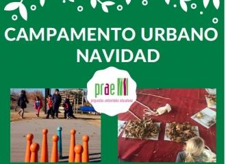 Campamento Urbano de Navidad 2017-2018