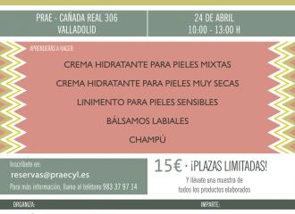 ELABORACIÓN DE PRODUCTOS DE COSMÉTICA NATURALES