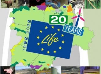 20 años de programa LIFE en CyL
