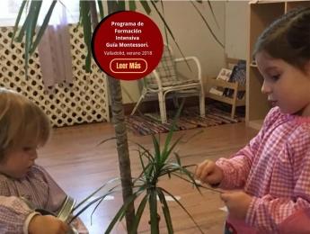 El PRAE acogerá el próximo verano una formación para ser guía Montessori