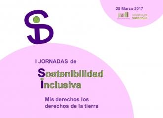 I JORNADAS DE SOSTENIBILIDAD INCLUSIVA