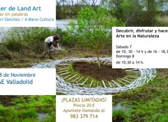 Land Art - Arte y naturaleza