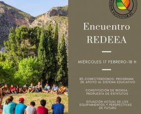Encuentro abierto de la Red Estatal de Equipamientos de Educación ambiental (REDEEA)