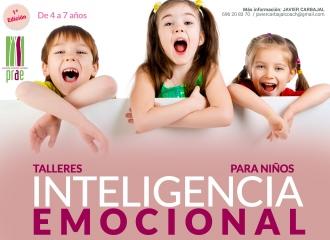 TALLER DE INTELIGENCIA EMOCIONAL PARA NIÑOS/AS