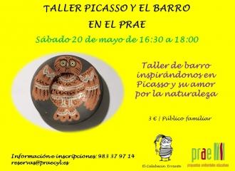 TALLER PICASSO Y EL BARRO